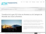 VTC de prestiqe à Aix en Provence