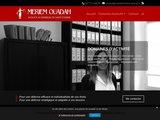 Avocat Meriem Ouadah à Saint-Etienne