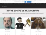 Traduction en français de thèmes WordPress